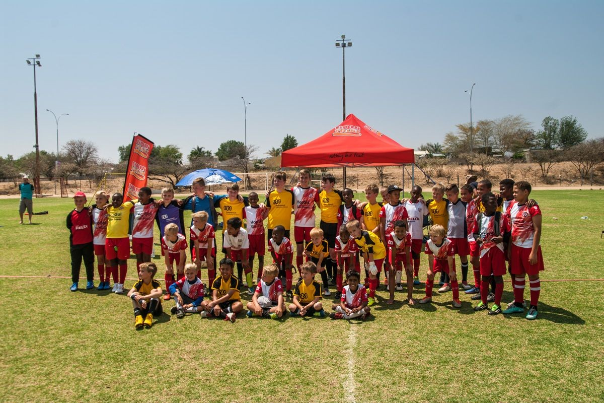 Friendly tournament with Stellenbosch at DTS