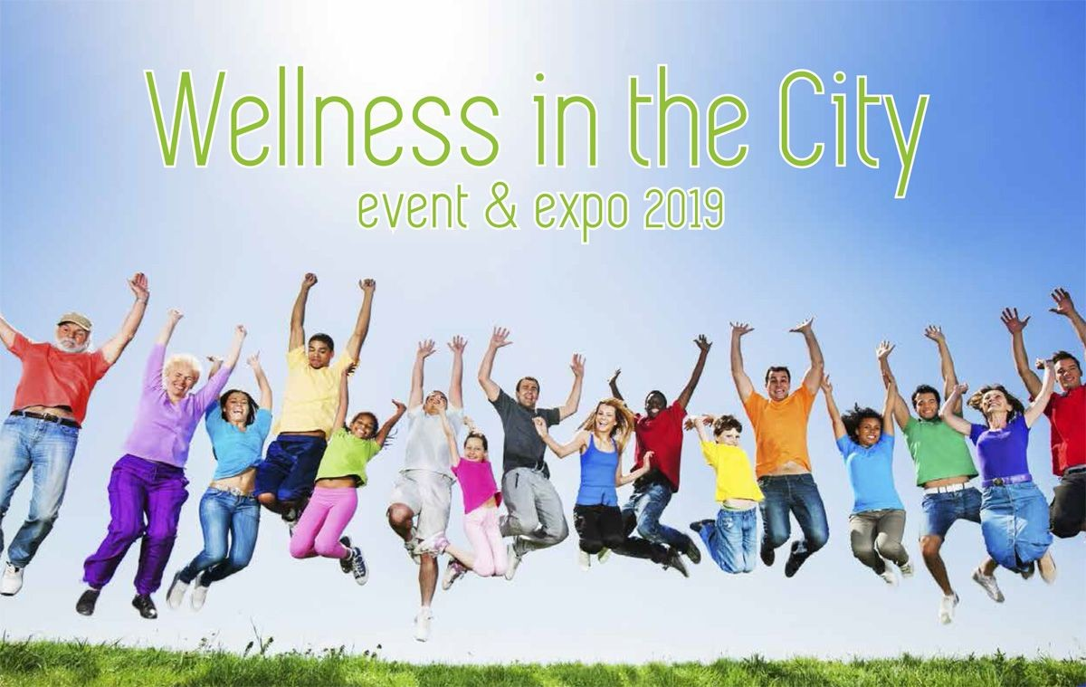 Wellness in the City - Event and Expo 2019