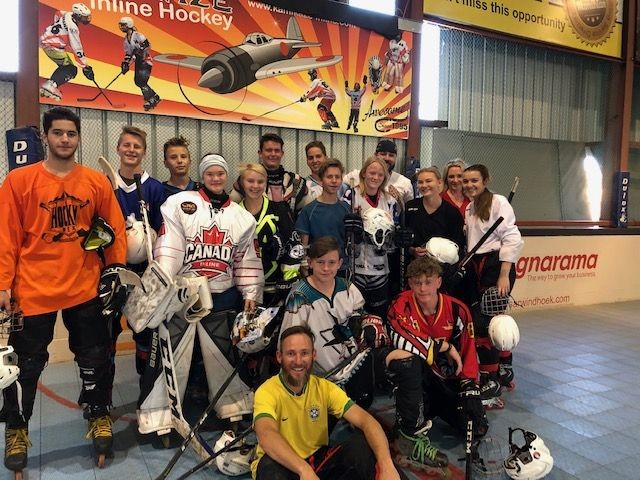 Kamikaze Inline Hockey season draws to an end