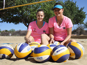 Beach Volleyball Namibia