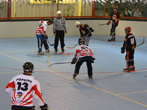 Inline Hockey in Namibia