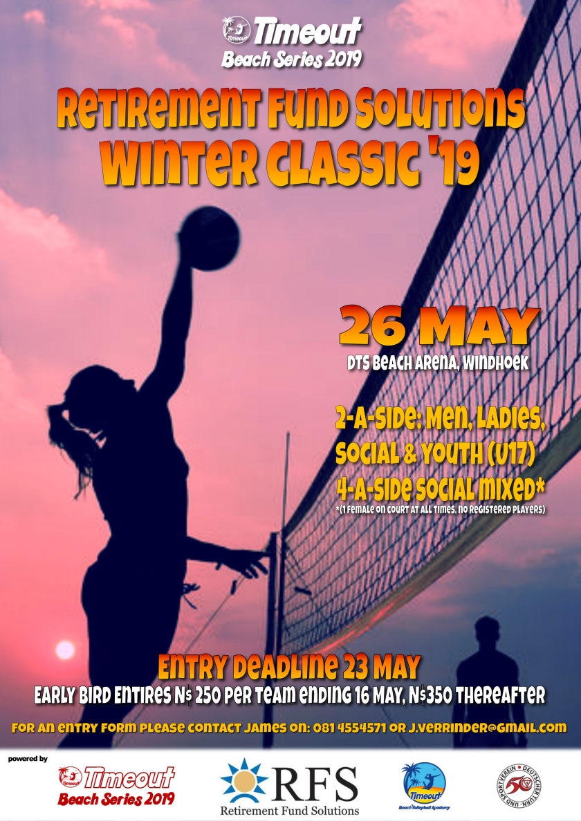 RFS Winter Classic 2019 Poster