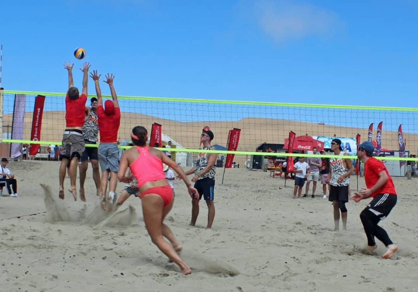 Bank Windhoek Beach Bash Volleyball 2018